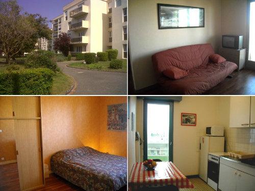 Appartement 4 personnes Saint Malo - location vacances  n°45469