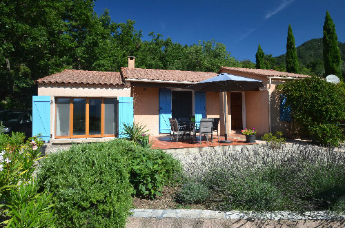 House in Soubès - Vacation, holiday rental ad # 45494 Picture #1