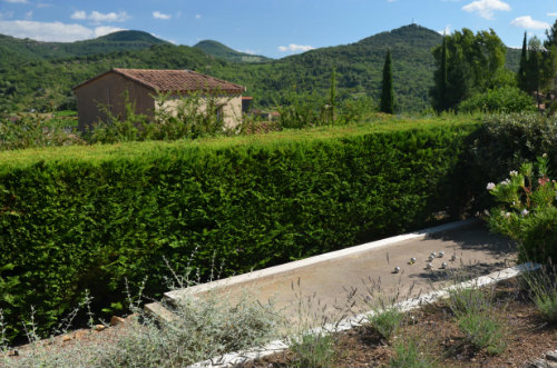 House in Soubès - Vacation, holiday rental ad # 45494 Picture #2
