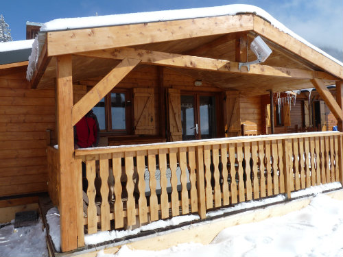 Chalet 5 people Le Collet D'allevard - holiday home  #45499
