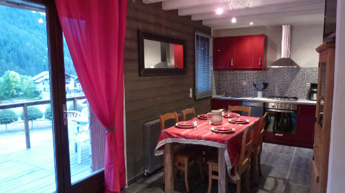 Chalet in Champagny en Vanoise - Vacation, holiday rental ad # 45504 Picture #2