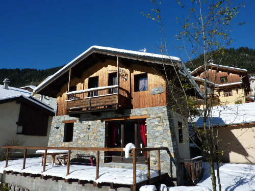 Chalet in Champagny en Vanoise - Vacation, holiday rental ad # 45504 Picture #0