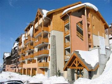 Appartement Valmeinier - 6 personnes - location vacances  n°45507