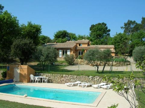 Gite Saint Antonin Du Var - 3 personnes - location vacances  n°45511