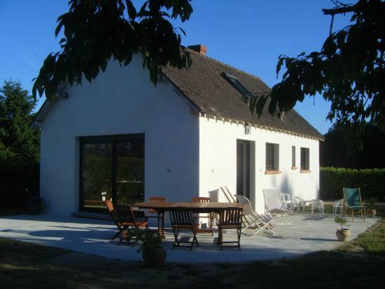 Gite 7 personnes Seichebrières - location vacances  n°45512