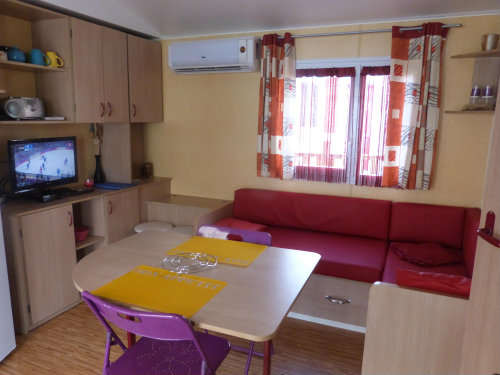 Mobile home in Valras plage - Vacation, holiday rental ad # 45525 Picture #2