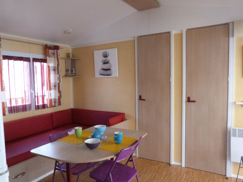 Mobile home in Valras plage - Vacation, holiday rental ad # 45525 Picture #3