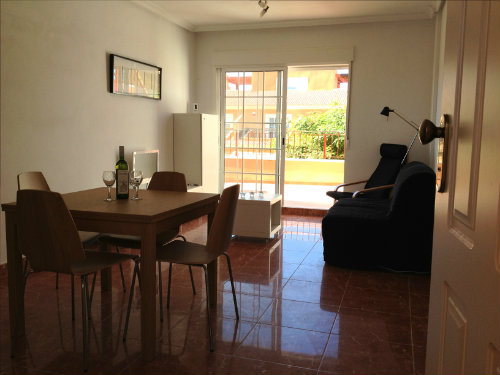 Flat in Santiago de la Ribera - Vacation, holiday rental ad # 45534 Picture #5