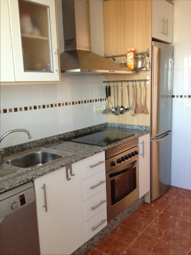 Flat in Santiago de la Ribera - Vacation, holiday rental ad # 45534 Picture #7