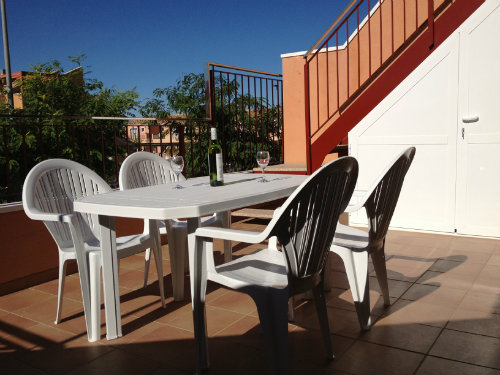 Flat in Santiago de la Ribera - Vacation, holiday rental ad # 45534 Picture #9