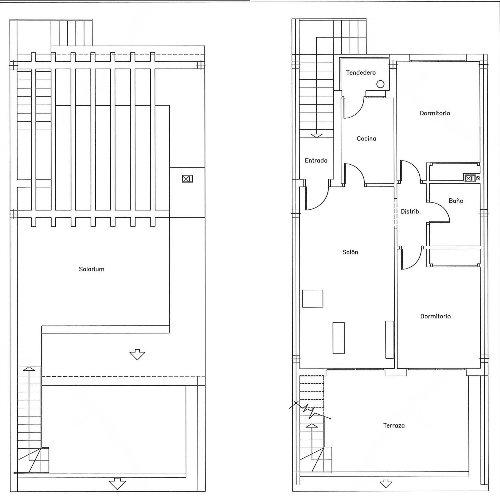 Apartamento Santiago De La Ribera - 6 personas - alquiler n°45534