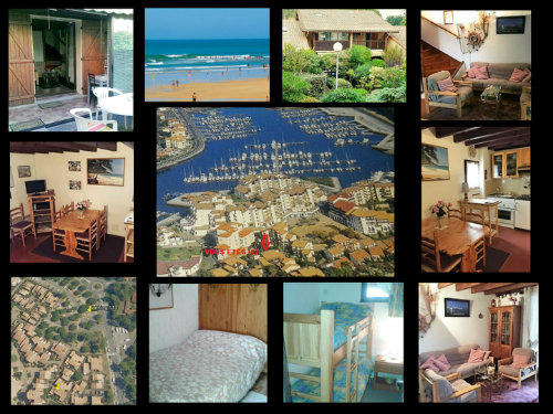 House in Capbreton - Vacation, holiday rental ad # 45564 Picture #18