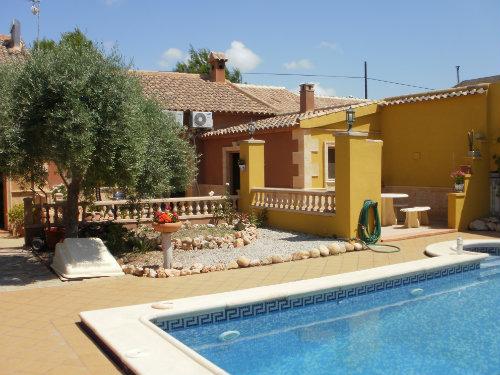 Maison 4 personnes Almoradi - location vacances  n°45580