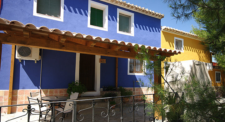 Gite Caravaca De La Cruz - 4 people - holiday home  #45583