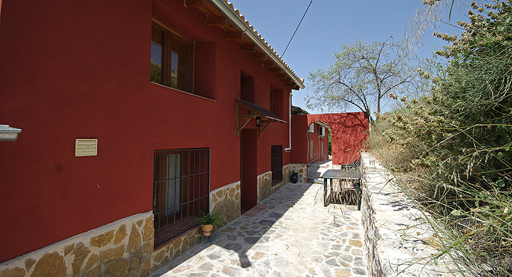 Gite Caravaca De La Cruz - 4 people - holiday home  #45584