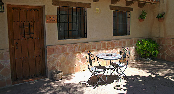 Gite Caravaca De La Cruz - 2 people - holiday home  #45586