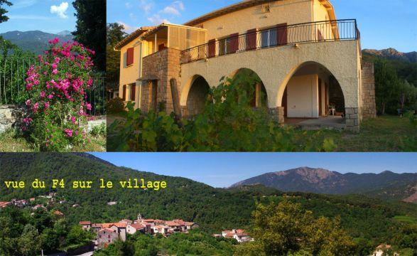 Appartement Ajaccio  - location vacances  n°45593