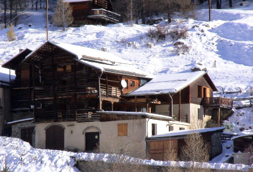 Appartement Saint Veran - 4 personnes - location vacances  n°45597