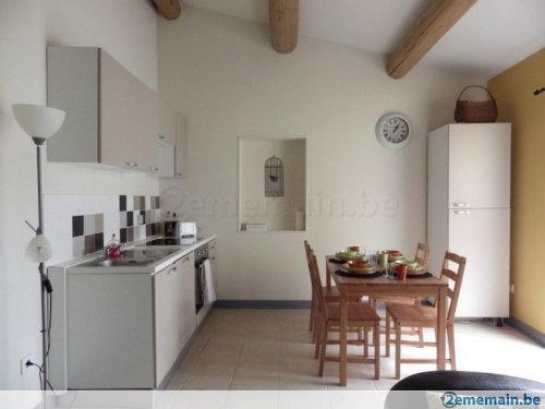 Gite 3 personnes Saint Pierre De Vassols - location vacances  n°45607