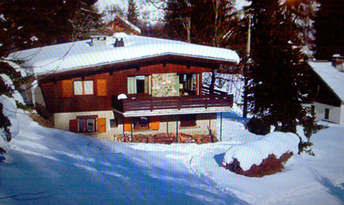 Chalet Saint Gervais Les Bains - 8 people - holiday home  #45608