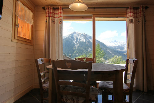 Chalet Champagny En Vanoise - 4 people - holiday home  #45609