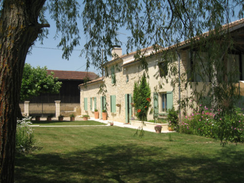 Maison à Pondaurat à louer pour 8 personnes - location n°45637
