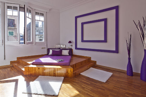 Apartamento Barcelona - 10 personas - alquiler n°45685