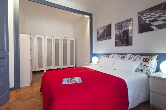 Apartamento Barcelona - 10 personas - alquiler n°45697
