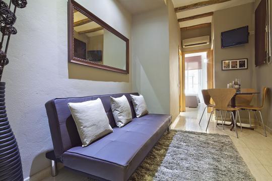 Appartement 6 personnes Barcelona - location vacances  n°45703