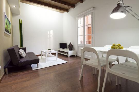 Apartamento Barcelona - 7 personas - alquiler n°45704