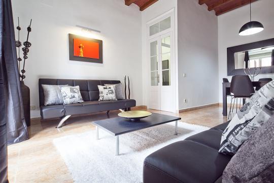 Apartamento Barcelona - 9 personas - alquiler n°45705