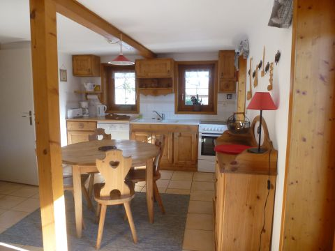 Chalet in Le grand bornand - Vacation, holiday rental ad # 45707 Picture #2