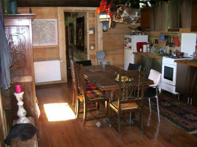 Chalet in Villar d'arene - Vacation, holiday rental ad # 45712 Picture #3