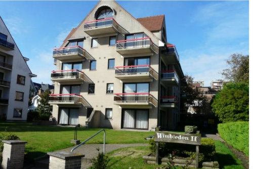 Appartement La Panne - 4 personnes - location vacances  n�45725