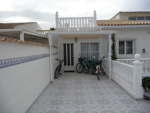 House 2 people Torrevieja - holiday home  #45757