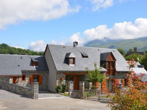 Chalet Génos Loudenvielle  - 5 personnes - location vacances  n°45765