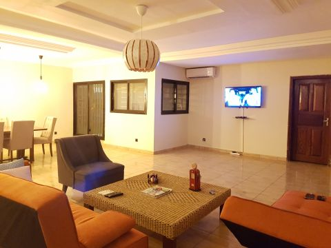 House in abidjan - Vacation, holiday rental ad # 45791 Picture #1