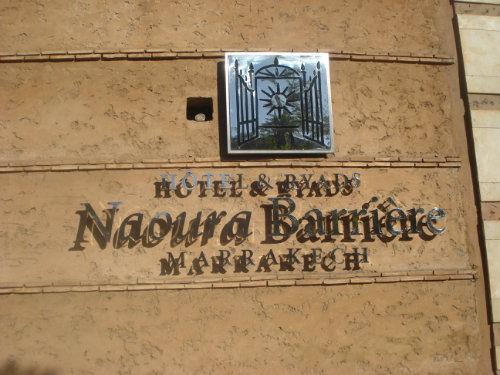 Maison Marrakech - 8 personnes - location vacances  n°45803