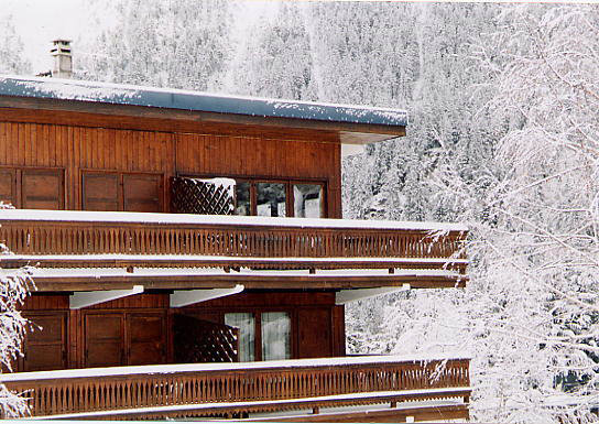 Flat in Courchevel 1650 - Vacation, holiday rental ad # 45807 Picture #2