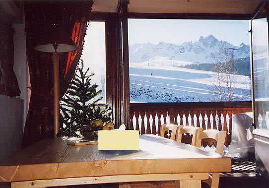 Appartement Courchevel 1650 - 6 personnes - location vacances  n°45807