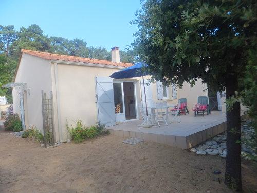 Maison Longeville Sur Mer - 5 personnes - location vacances  n°45819