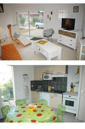 House Torreilles - 6 people - holiday home  #45841