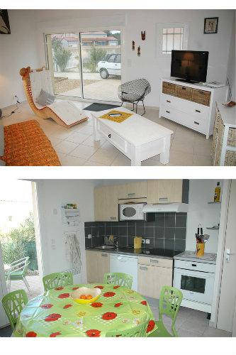 Maison 6 personnes Torreilles - location vacances  n°45841