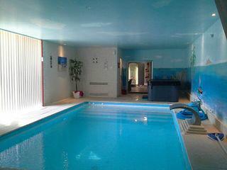 Gîte piscine intérieure   n°45849