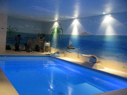 Gite à La couture boussey pour  4 •   avec piscine privée   n°45850
