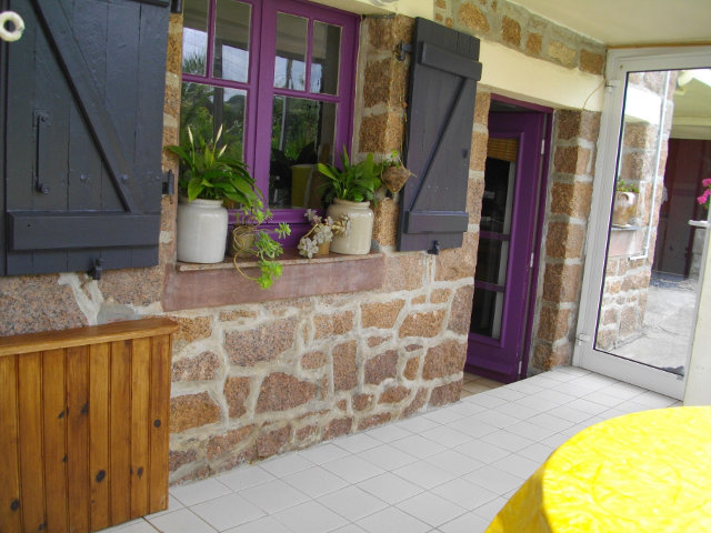Gite Perros-guirec - 3 people - holiday home  #45872