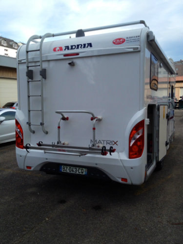Caravan in Strasbourg - Vacation, holiday rental ad # 45919 Picture #12