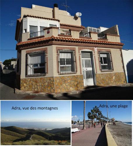 House Adra - 8 people - holiday home  #45940