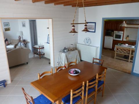 Maison St Georges De Didonne - 9 personnes - location vacances  n°45973