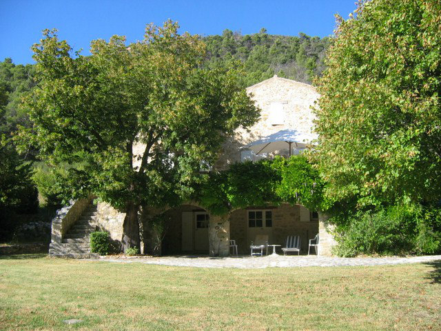 Farm in Eygaliers Buis les Baronnies - Vacation, holiday rental ad # 45990 Picture #1